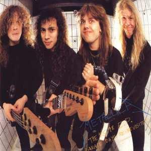 Kirk ,Lars ,James