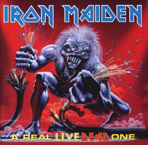 Iron Maiden - A real Dead Live One